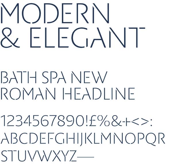 The Hub - Typography